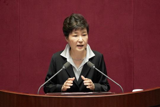 박근혜대통령 개헌제기, 대한민국 리빌딩 헌법돼야