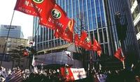 [포토]13차 태극기 집회, 육사·3사·공군장교 등 軍예비역 참여 확대