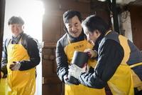 KB증권 '사랑의 연탄 배달'로 이웃에 온기를 전달