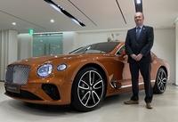 [포토]벤틀리 컨티넨탈 GT V8…'아시아 최초' 출시 예고