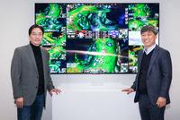 [CES2020]SK텔레콤, 삼성전자와 '5G-8K TV' 최초 공개